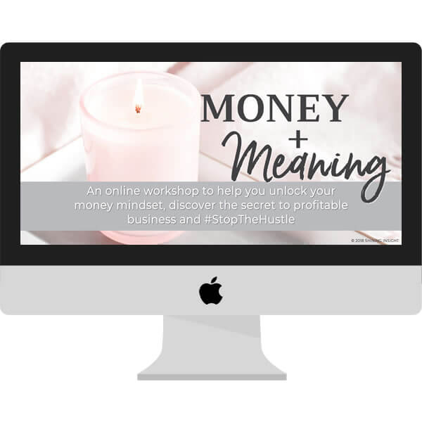 Money + Meaning