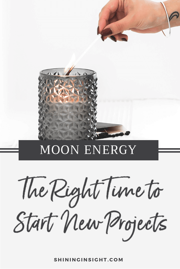 Moon Energy: Discover the Right Time to Start New Projects